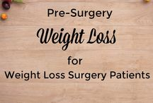 Bariatric Bits / Nutrition information and recipes for patients who have had weight loss surgery.