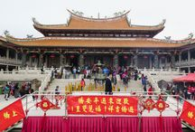 Macau Temples