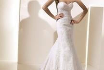 Svatby - šaty/kytice/účesy/dekorace