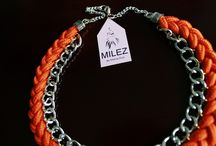 accessories by MILEZ / Productos by MILEZ