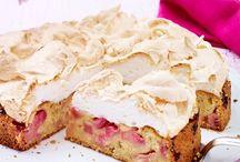 Backen / Desserts / Süßspeisen / Kuchenrezepte, Desserts und mehr
