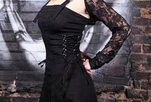 goth style / by Hope Hessong
