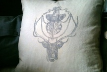 Pillow Talk / Decorative Pillows @ Etsy / by Mandy Benamati