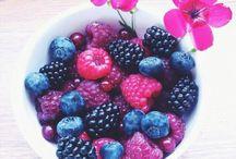 Frutas y muchos clores / Nutritivo