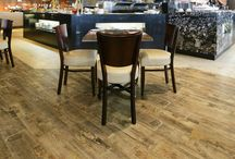 Commercial Applications / Great colours and designs, fit for purpose and environmentally friendly. Kenbrock Flooring has products suitable for all commercial applications.