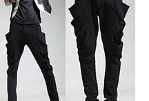pánský outfit