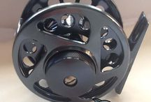 Fly Fishing Reel / Collection of fly reels