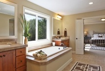 Bathroom Inspiration / Create a peaceful space to start and end your day. / by Renaissance Homes