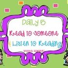 Read to Someone