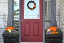 Fall decorating ideas / by Kim Lyons