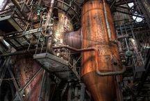 廃墟・工場