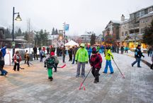Whistler Kids' Activities / There's lots of fun Kids' Activities besides skiing in Whistler! Here some ones that you can do!