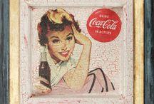 COLOREL-Rahmen Coca-Cola / http://www.colorel.de/store/rahmen-vintage/rahmen-coca-cola/