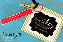 Gift Ideas - Teachers / by Brooke Ross