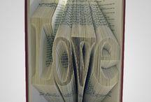 """Art ~ """"Book Carving"""" ~"""