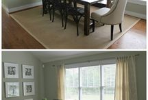 dining room / by Amanda Gilmore