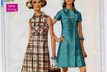 60s sewing patterns / by kath borup