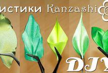 Kanzashi / vzory