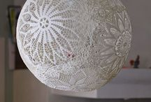 Lambid / Crochet lamps / crochet lamps, crochet, lamps, lights