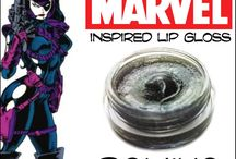 Marvel comics inspired products