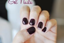 Nail color / by Mary Crenshaw