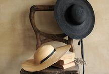 Le chapeau / by Erica Sutcliffe