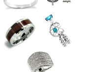 Rings / From princess diamond rings to gold bands