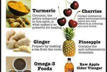 Foods for arthritis / by Linda Jones