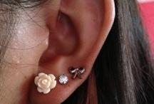 •Ear Piercings•
