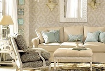 Living Room / by Jacquelyn Gleaves
