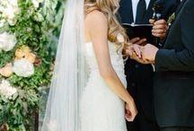 Brides hairdos
