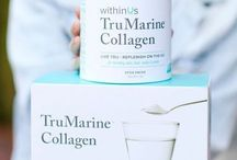 Our Product #LiveTru / Collagen is one of the most important structural components in our bodies, representing 1/15th of our total body weight. This fibre-shaped protein plays an extremely important role in ensuring the cohesion, elasticity and regeneration of skin, bones, tendons, ligaments and skeletal muscles. Approximately 75% of our skin is composed of collagen.  withinus.ca