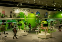 All Things Android / Green Androids, Blue Androids, Samsung Androids, Black Androids, Transparent Androids, Future Androids / by Esteban Contreras