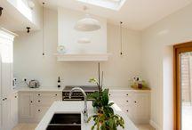 Light Kitchens