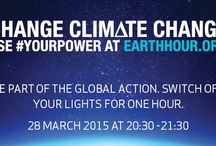 Earth Hour 2015 / Transnet participated in the global initiative on 28 May 2015 at 20:30 - 21:30.