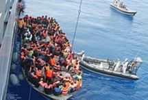 Refugee Boats
