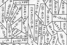 színezős matek