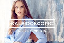 KALEIDOSCOPIC - By biombo 13 / Spring Summer 2015