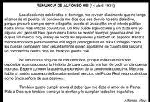 13 Textos.- El reinado de Alfonso XIII, de la Dictadura a la caída 1923-1931. / El reinado de Alfonso XIII, de la Dictadura a la caída (1923-1931) en textos de todo tipo..... Comenta cada texto con método..... Haz una breve PRESENTACIÓN en la que indiques: el tipo de documento qué es: lo que representa; a qué fecha se refiere; el autor (si es conocido); a quién va destinado... A continuación, realiza en un BREVE ANÁLISIS de las ideas principales sobre las que habría que hacer el comentario. Recuerda que este formato sólo permite 500 caracteres.