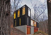 Lone Fir(s) / micro-unit apartments / by Sarah Lundy