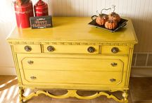 My love of all things rustic ...