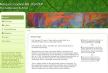 My Web Design / A collection of screen captures of the web designs I have worked on.