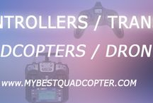 Quadcopters & Drones Controllers / Transmitters