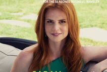 """2013 April/May / Sarah Rafferty: Globe-Trotter The """"Suits"""" actress is always game for an international adventure, especially one that can transform the spirit."""