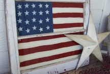 Green Patriotic Crafts & Food Ideas / Collection of eco friendly fun food ideas and crafts to help you celebrate any patriotic day.  July 4, Veterans Day, America Recycles Day, Washington's Birthday, Patriot's Day, Memorial Day.