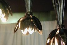 Frugal Decor from Silverware / by Frugal Decorating Diva
