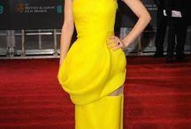Red Carpet / Gorgeus yellow dress