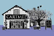 Cartmel / Brand identity for Cartmel Sticky Toffee Pudding
