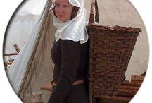 XVth century basketry
