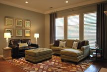 Formal Living Room / by Kate Thorley